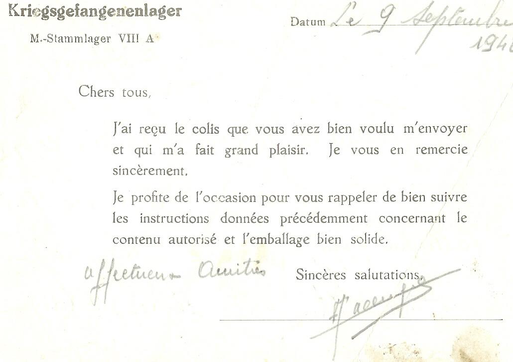 exemple de lettre pour un prisonnier Nouvelle page 1 exemple de lettre pour un prisonnier